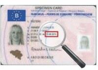 Renouvellement Permis de conduire (type Carte bancaire)